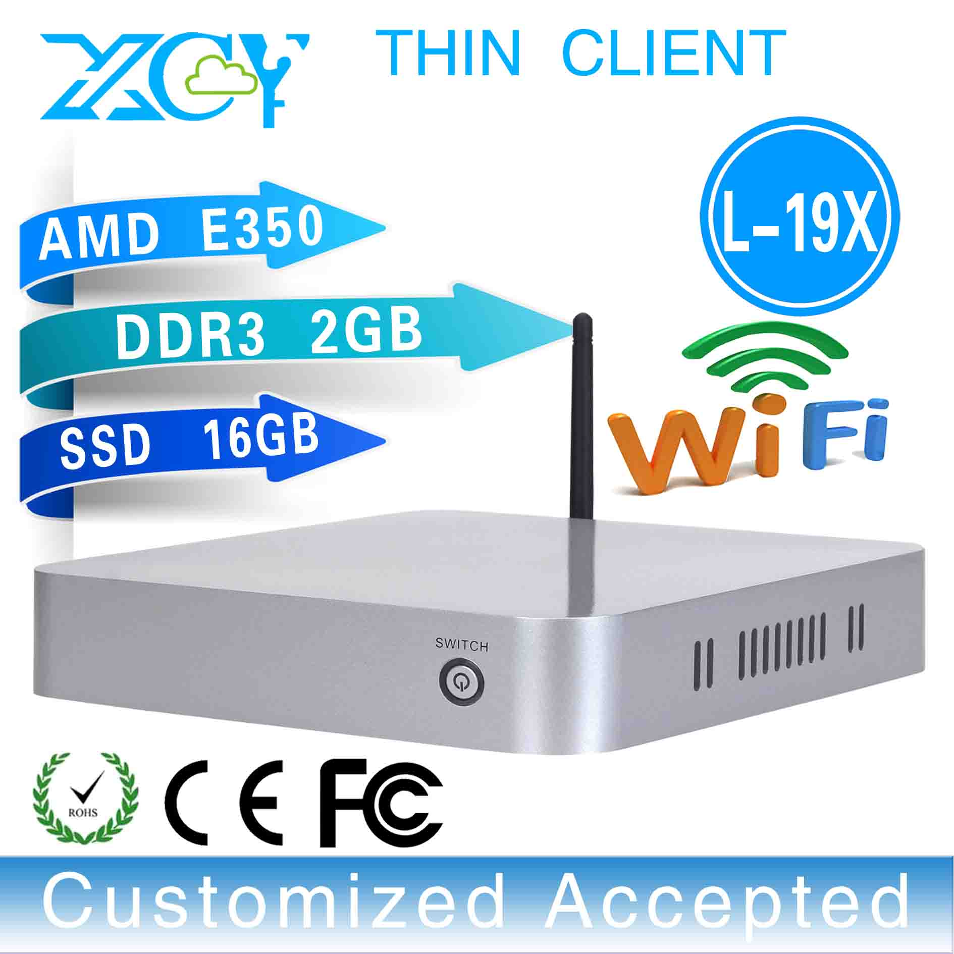 Hot sale!!!L-19x,mini server linux minipc intel are very small but powerfull PC support full HD video and touch screen(China (Mainland))