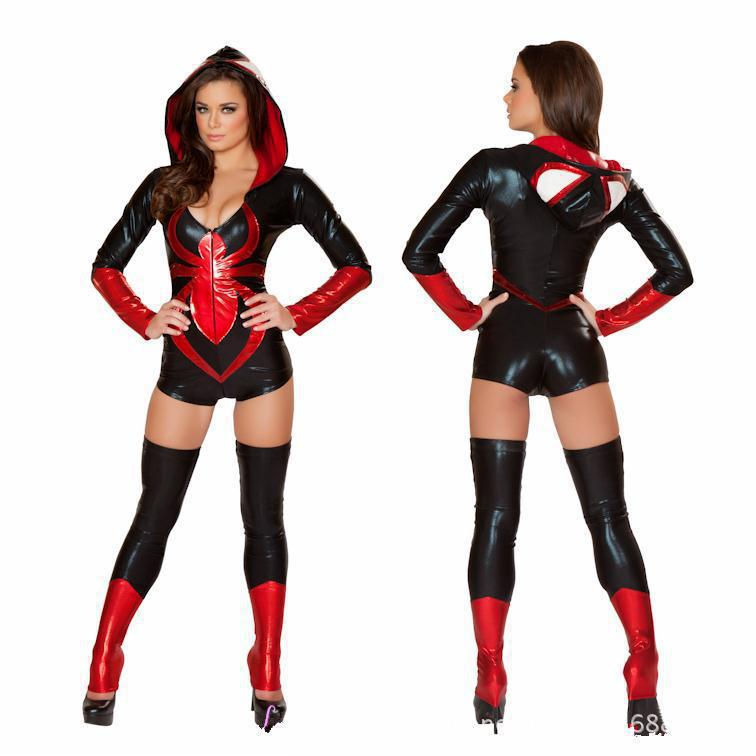 how to make a spider girl costume