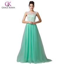 Elegantné večerné šaty v rôzných farbách z Aliexpress