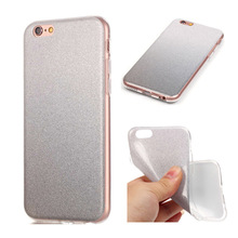 """Lovely Bling Party Soft Case for Apple iPhone 6 6S 6G 4.7""""/5.5"""" Plus Luxury Glitter Powder Phone Accessories Cover For iphone6"""