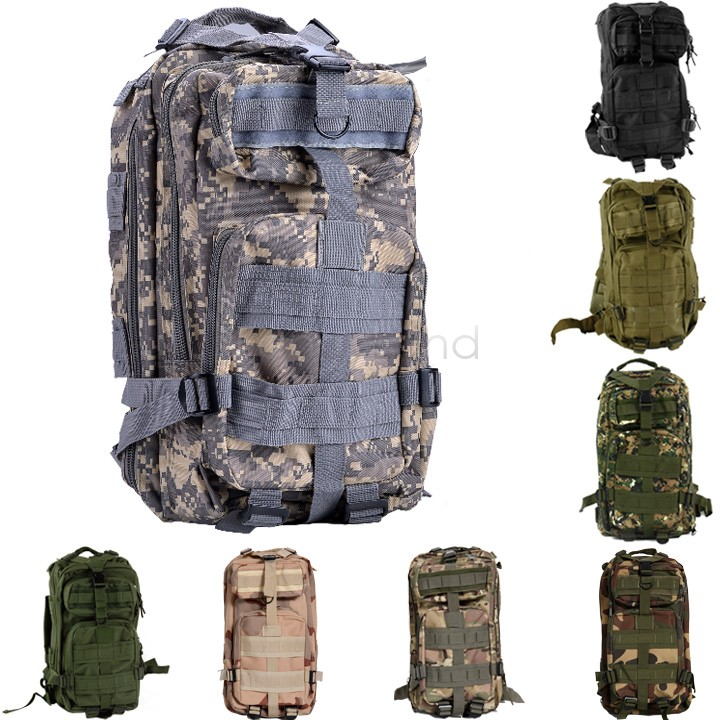 2015 Hot Sale Men Women Unisex Outdoor Military 3P Tactical Backpack Camping Hiking Bag Trekking Sport Rucksacks US51(China (Mainland))