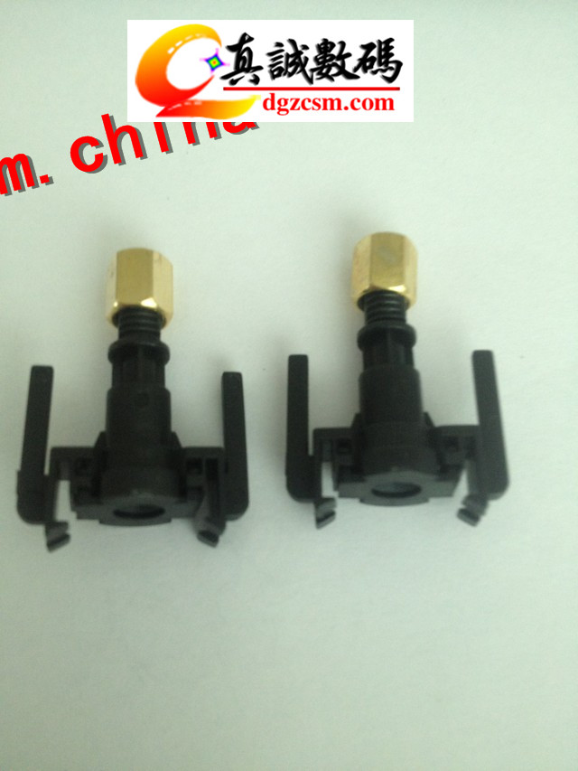 Free shipping high quality damper connector for mimaki jv5 jv33 printer ; 10pcs/lot,UV damper Connector, the check valve(China (Mainland))