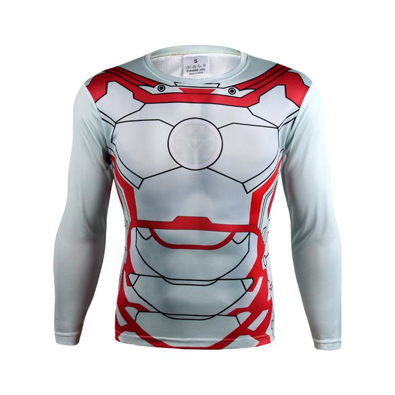 2016 Hot Sale Black Venom Spiderman Costume Top Casual Long Sleeve T-shirt Size S-4XL(China (Mainland))
