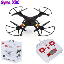 Buy SYMA X8C X8 2.4G 4CH 6Axis Professional RC Drone Quadcopter 2MP Wide Angle HD Camera Remote Control Helicopter for $92.94 in AliExpress store