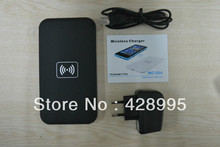 Newest 5V USB QI Wireless Charger MC-02A QI Pad for Nokia 920 820/LG Nexus 4/HTC 8X/HTC Droid DNA/SAMSUNG S4 S3 Note2 Phone(China (Mainland))