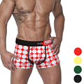 Free Shipping 2016 New Men Hot Selling Sexy Fashion High Quality Men s Underwear Boxer Underpants