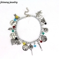 Free Shipping Movie Game of Thrones Charm Bracelet Vintage Fashion Jewelry Accessories For Fans Collection Wholesale