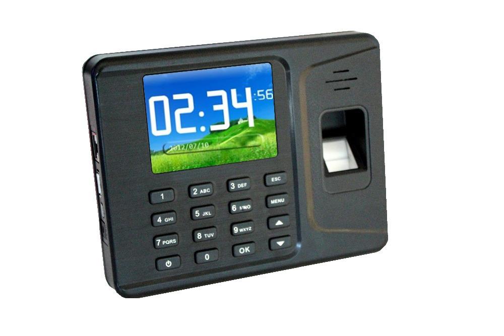 Fingerprint/Password 2.8 inches TFT Screen biostation time attendance<br><br>Aliexpress