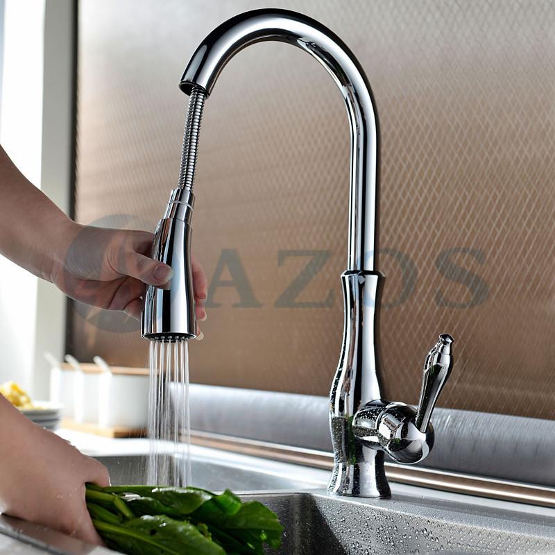 Kitchen Spray Taps Uk