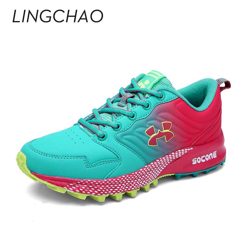 2016 Fashion Women Running Shoes Lace Up Casual Sneankers For Men Height Increasing Woman Sport Shoes Breathable Size:36-43,9980<br><br>Aliexpress