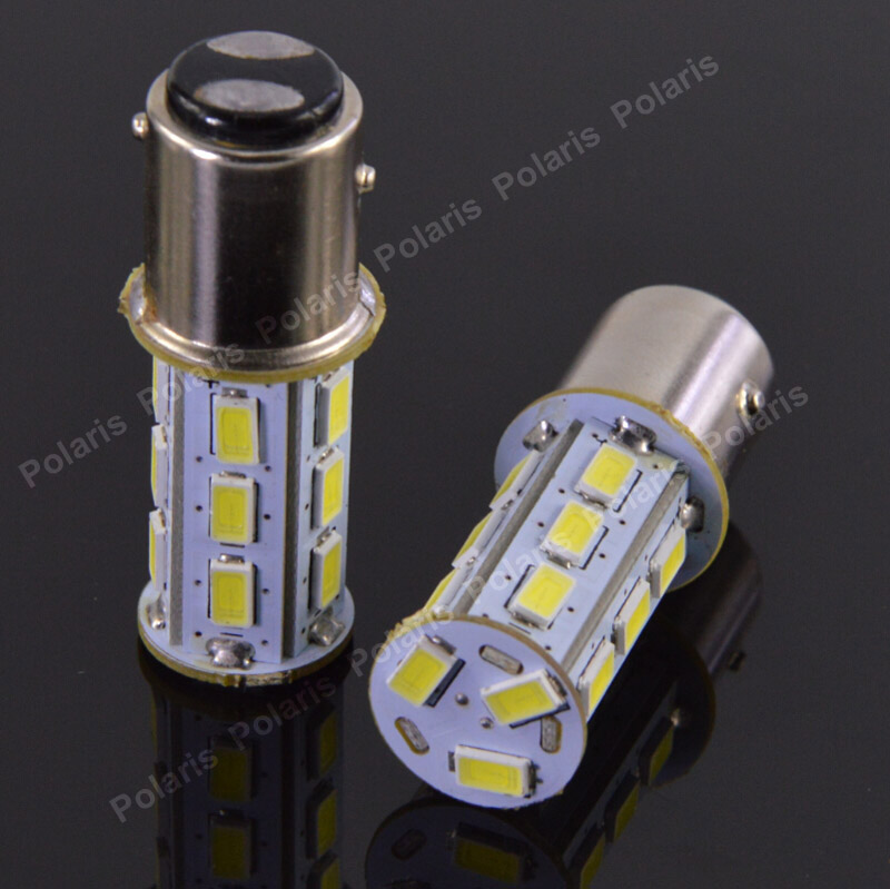 Super Bright 5730 Smd P21/5W 1157 18smd S25 BAY15D 5730 18 Led Auto Turn Signal Lamps Backup Tail Lights White Red DC 12v<br><br>Aliexpress
