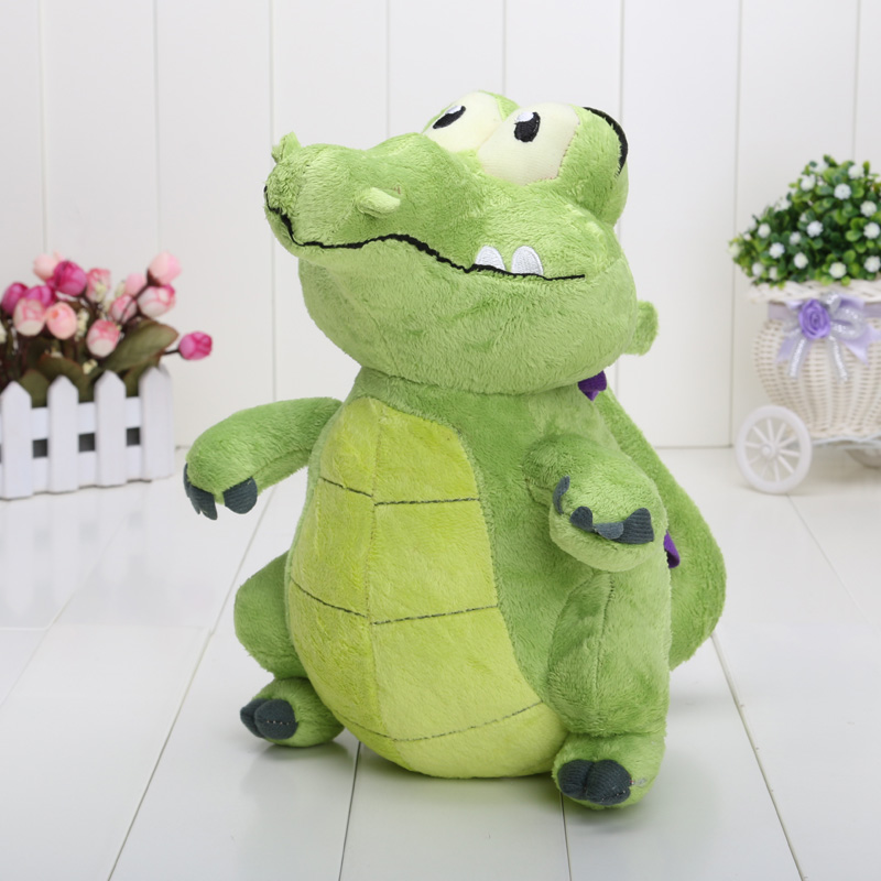 26cm Where is my water plush toy swampy crocodile toy alligator where's my water(China (Mainland))