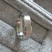 High polished 8mm Best Ring For Man Gift The silver Rings For Women and Men Unisex