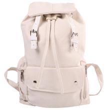 Women Girl Casual Canvas Shoulder Backpack School Bag Satchel Bookbag   # HW03060(China (Mainland))