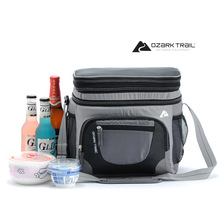 2015 New High quality brand thermal picnic cooler bags lunch bag insulated food cool handbag ice shoulder bag thermo lunch box(China (Mainland))
