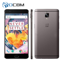 International Version Original Oneplus 3T A3003 Mobile Phone Quad Core Snapdragon 821 6GB RAM 64GB ROM 5.5 inchFHD Dual 16.0MP NFC - OCBM Store store