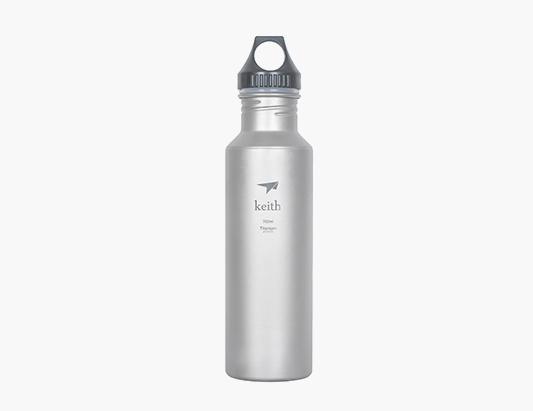 Titanium Sport Bottle Camping Bottle Only 127g Ti52<br><br>Aliexpress