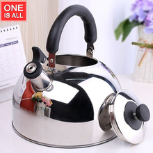 Buy 5L 304 Stainless Steel Whistling Water Po Tea Kettle Water Pot Coffee Pot Boil Water Teapot Coffee Kettles Kitchen Water POT for $31.95 in AliExpress store