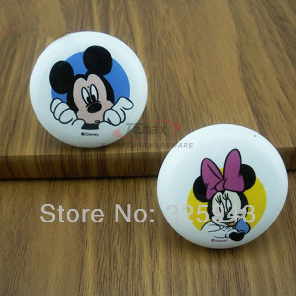 knob door handle Picture - More Detailed Picture about 6PCS Cute ...