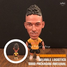 Soccer 17. Aubameyangj Collectible Toy Doll Figure Best gift