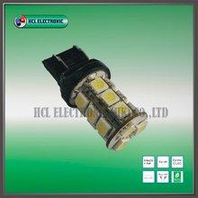 Free shipping 5pcs lot 7443 992 LED car bulb T20 Car LED lamp 18pcs Ultra Bright