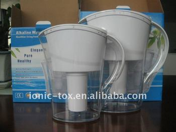 WTH-505 Alkaline Pitcher to make daily drinking water alkaline and more healthy!