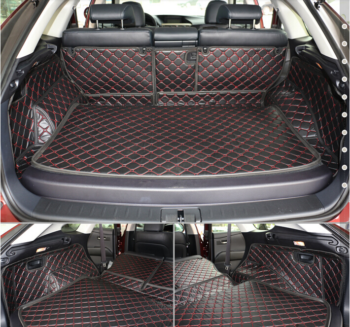 Best carpet! Special trunk mats for Lexus RX 450 2014-2009 waterproof easy to clean carpets for Lexus RX450 2012,Free shipping<br><br>Aliexpress