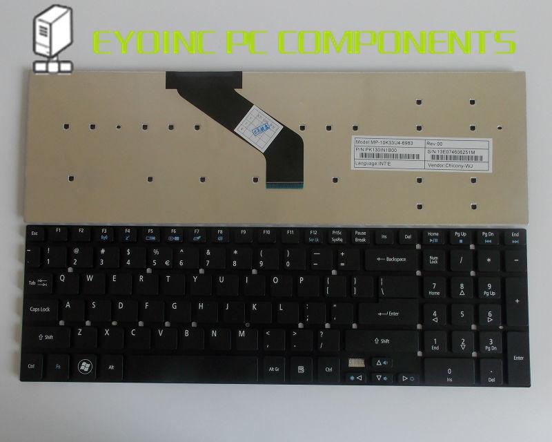 Original US Laptop Keyboard for Acer Aspire V3 V3-571 V3-571-6882 V3-571-9808 V3-571-6456 V3-571-6805 Black<br><br>Aliexpress