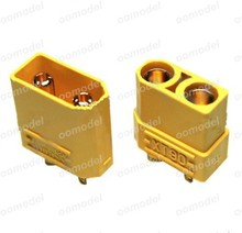 10 pairs XT90 connector xt90 Plug Male & Female Free Shipping with Tracking