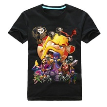 all for children clothing and accessories,COC Clash of clans,t-shirts for family,funny kids t shirts,Skull tshirt,hiphop,DC841