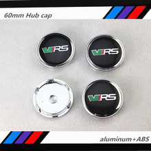 Buy 4PC X 60mm RS Alloy Car Wheel Center Caps Badge SKODA Octavia Fabia Yeti Car Wheel Hubs Caps Emblem 222 for $5.80 in AliExpress store