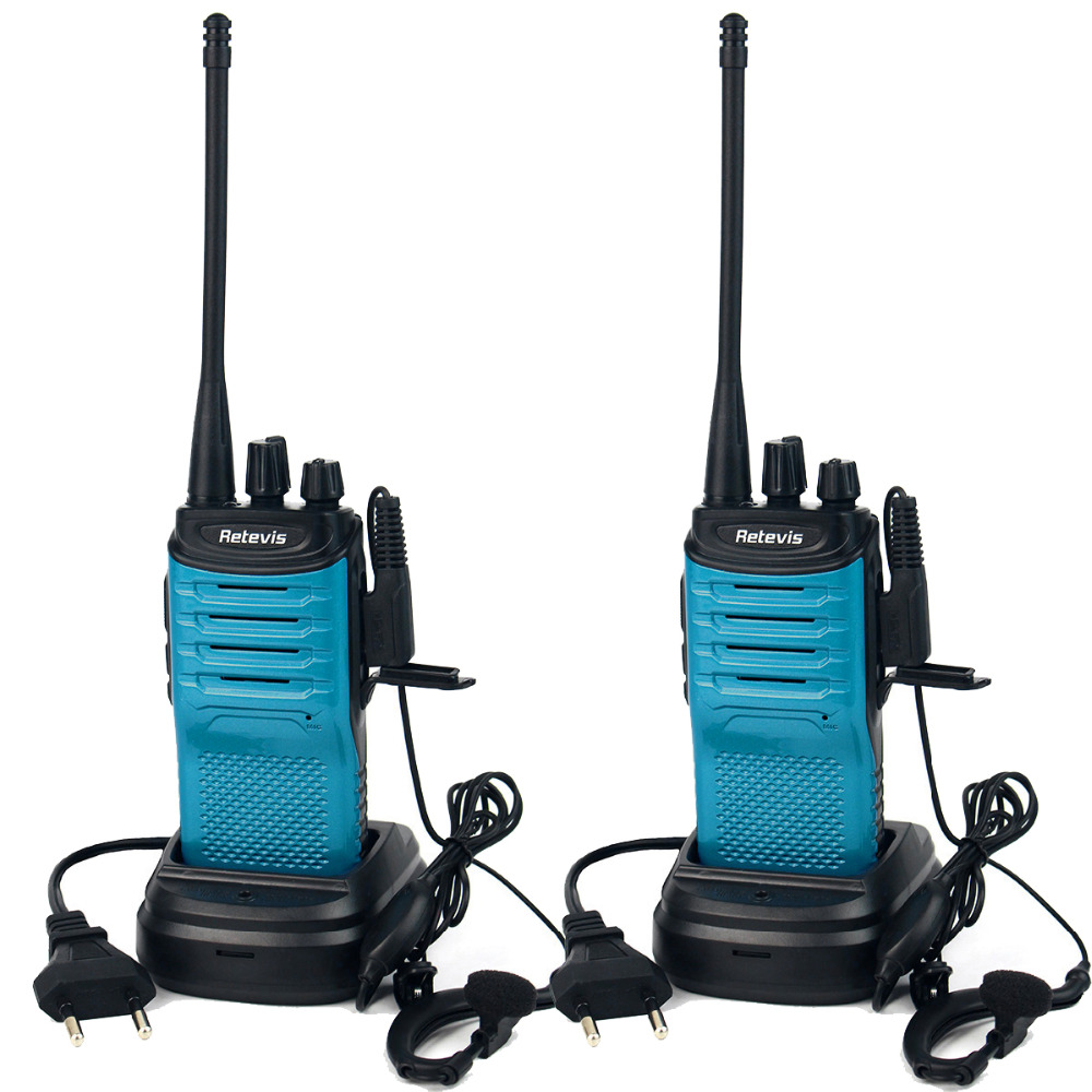 2 pcs Walkie Talkie Transceiver Retevis RT7 16CH UHF400-470MHz FM Radio Scan Portable Handy Amateur Two Way Radio Set A9111L(China (Mainland))
