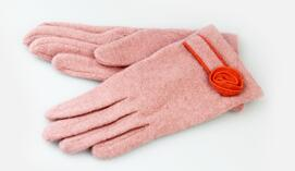 New style gloves with fresh style are very popular which is very beautiful and warm that winter gloves are in hot sale(China (Mainland))