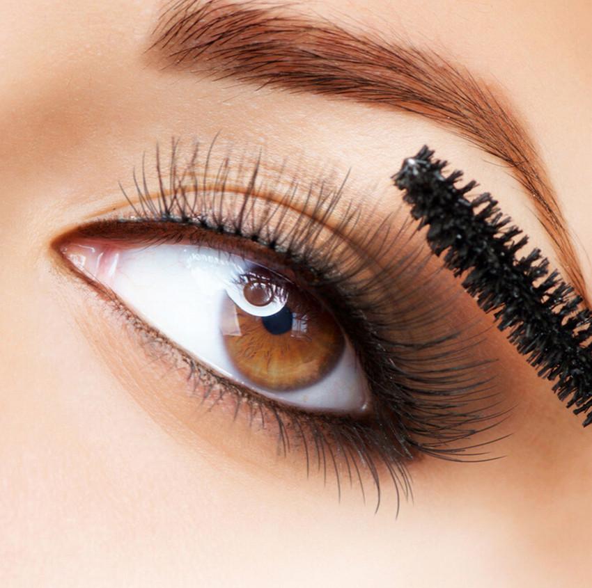 Maquiagem descartáveis cílios escova de rímel varinhas aplicador Spoolers