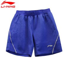 Buy Li-Ning Men's Badminton Shorts Quick Dry Li Ning Fitness Athletic Sports Comfortable Short Lining AAPK287 Breathable Top for $21.27 in AliExpress store