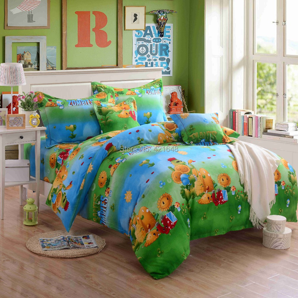 Popular Zombie Bedding-Buy Cheap Zombie Bedding Lots From