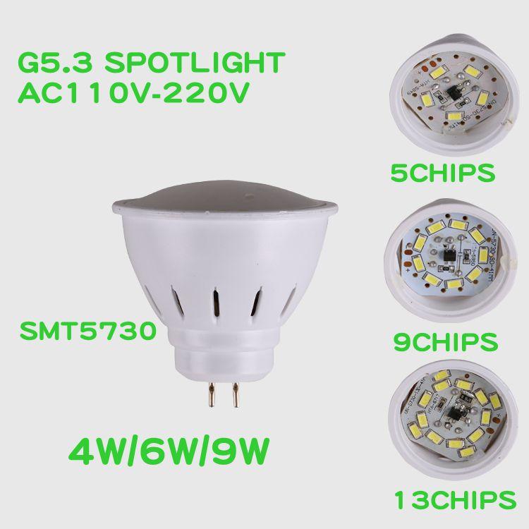 230v Led Spotlights Led Bulbs 220v 230v 240v