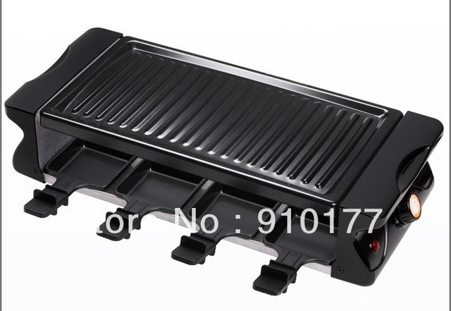 BBQ household electric roasting oven /household smokeless barbecue oven 005