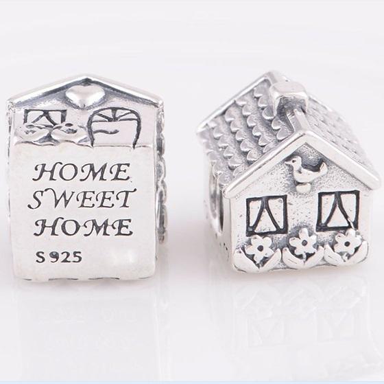 PD CHINA Pandora 100% 925 Beasd & 2829 кольцо pandora 925 silverring charm