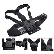 Adjustable Chest Mount Harness Chest Strap Belt for Go Pro HD Hero 4 3+ 3 1 2 SJ4000 SJ5000 Sport Camera GoPro Accessories