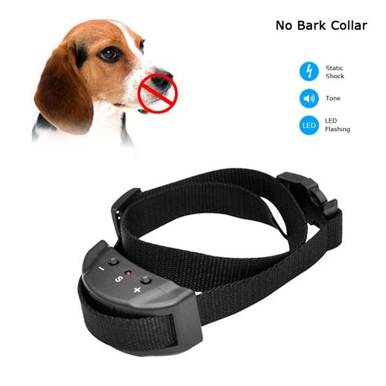 Hot Sale Anti Bark No Barking Remote Electric Shock Vibration Remote Pet Dog Training Collar 88(China (Mainland))