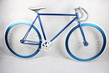 Chrome Molybdenum Fixed Gear Bike,52CM Frame,High Quality Parts,Fashion Color Bicycle(China (Mainland))