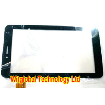 """Original New touch Screen 7"""" Irbis TX44 3G / irbis TX22 Tablet Touch Panel Glass Digitizer Replacement Free Shipping"""
