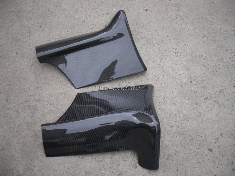 1989-1994 Skyline R32 GTR GTS East Bear Carbon Fiber Side Skirt Extension(China (Mainland))