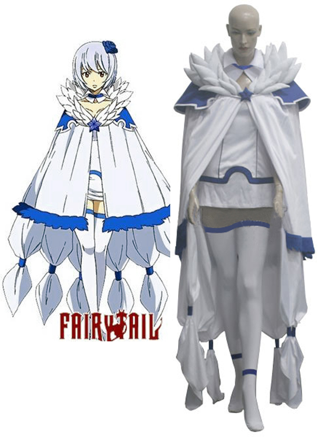 Fairy Tail Saber Tooth Celestial Wizard Yukino Aguria Anime Cosplay CostumeОдежда и ак�е��уары<br><br><br>Aliexpress