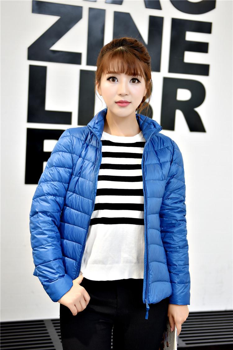 2016 Kış Kadın Ince Artı Boyutu 3xl 90% Beyaz Ördek Aşağı ceket kadın Kapüşonlu Ultra Hafif Aşağı Ceket Sıcak Kış Ceket Parka