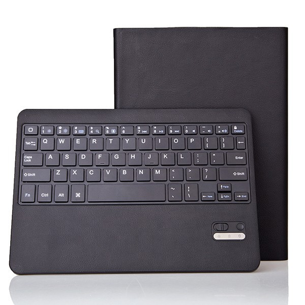 2 in 1 Detachable Foldable Wireless Bluetooth Keyboard Case Cover for iPad Air 9.7 inch Tablet PC(China (Mainland))