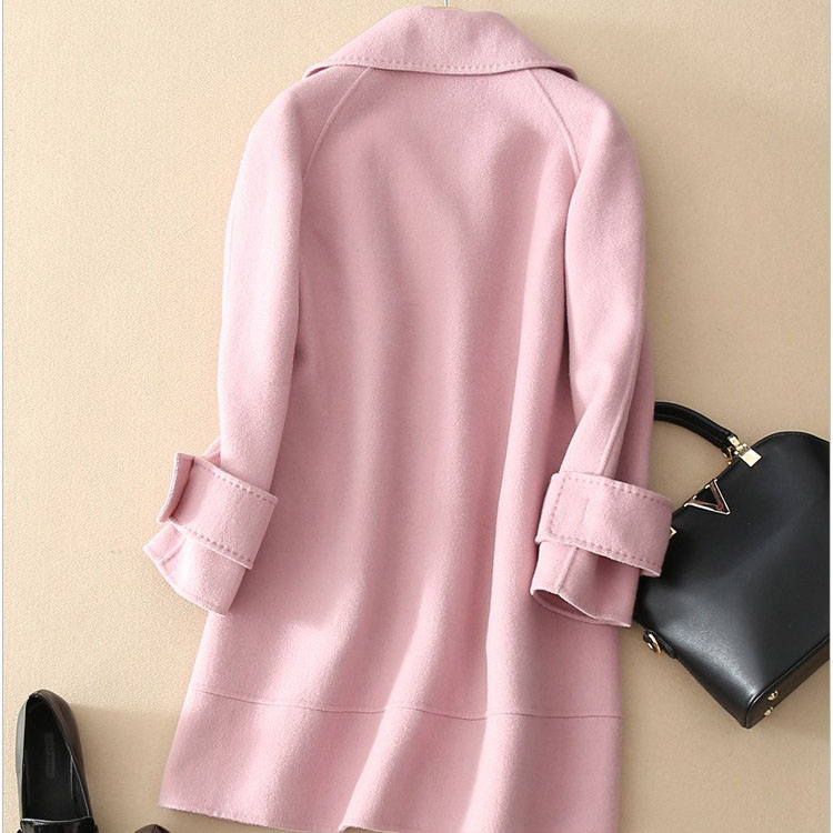 Pink coat womens – Novelties of modern fashion photo blog