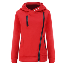 2015 new winter fashion casual long-sleeved hooded zipper hooded sweatshirt and warm jacket