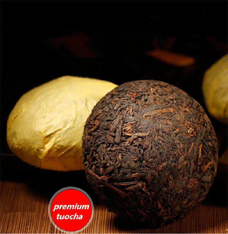 Manually Made In 2006 Premium Pu Erh Tuocha Ripe Tea, Lantsang Jingmai Puer Tea Shu Tuo Cha, Black Puer Tea Yunnan<br><br>Aliexpress